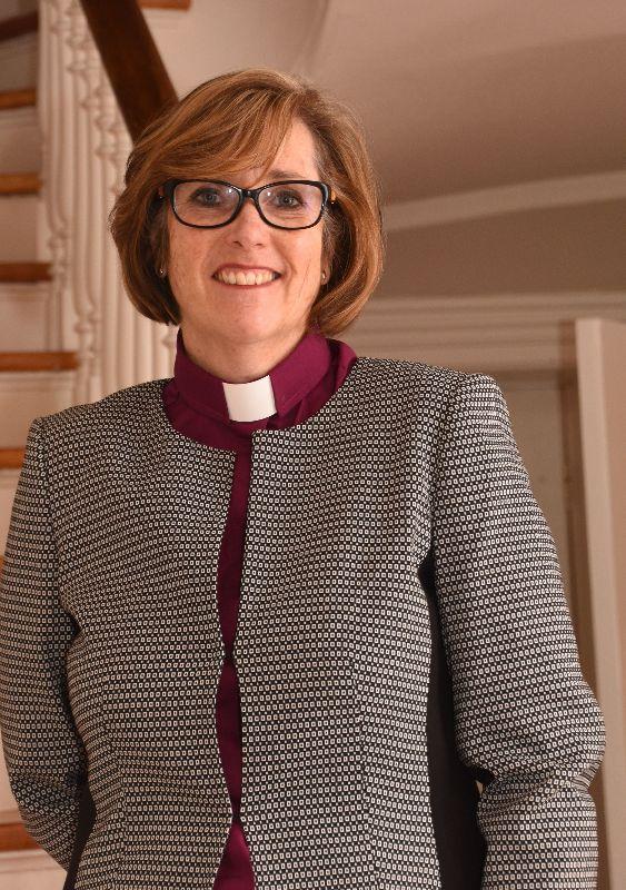 Archbishop Anne Germond