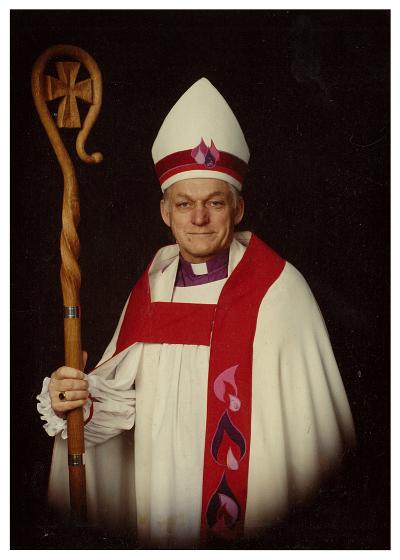 Bishop Leslie Peterson